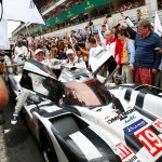 Porsche Team: Nick Tandy, Earl Bamber, (l-r)