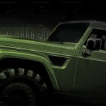 "The Jeep ""Crew Chief"" is one of seven new concepts Jeep has"