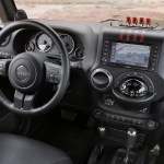 Jeep® Crew Chief 715 Concept Interior