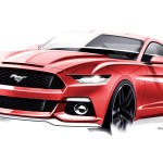 6th Generation Mustang Final Design
