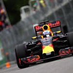 Canadian F1 Grand Prix - Qualifying