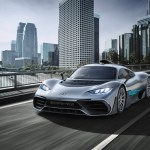 Weltpremiere Showcar Mercedes-AMG Project ONE: Mercedes-AMG bringt Formel 1-Technologie für die Straße