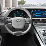 Hyundai Nexo Steering Wheel