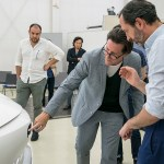 INFINITI QX Inspiration - design development