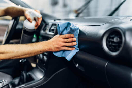 Car Interior Cleaning Mobile Car Detailing Ipswich