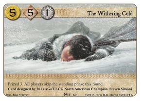 The Withering Cold