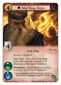 Mad King Aerys