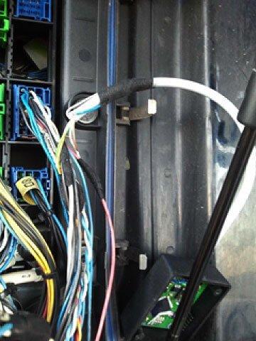 Schematic Wiring Red Adblue Emulator V4 Nox Installation Manual For Daf Xf Trucks