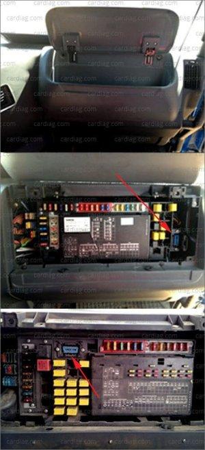 AdBlue Emulator V4 NOx installation manual for Iveco