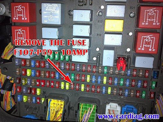 Mercedes Fuse Diagram Renault Adblue Emulator Installation Manual Cardiag