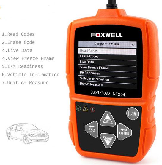 FOXWELL NT204