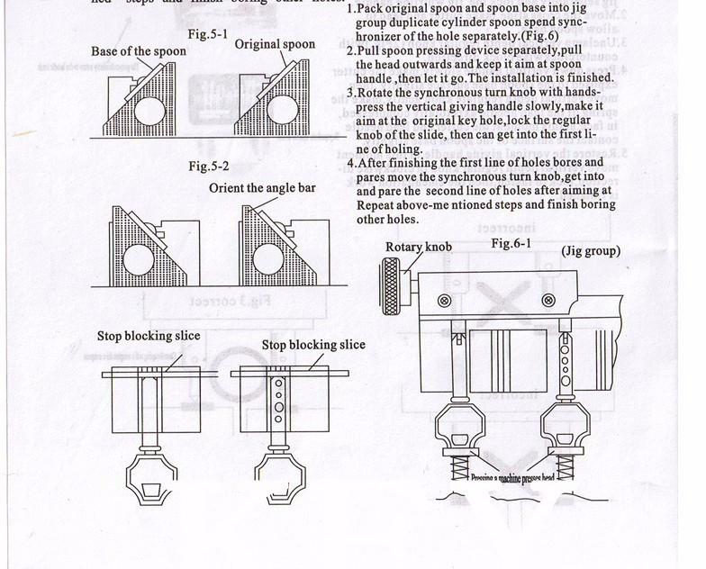 368A Key Cutting Duplicated Machine Locksmith Tools Key
