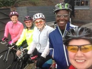 Scoial Womens Ride