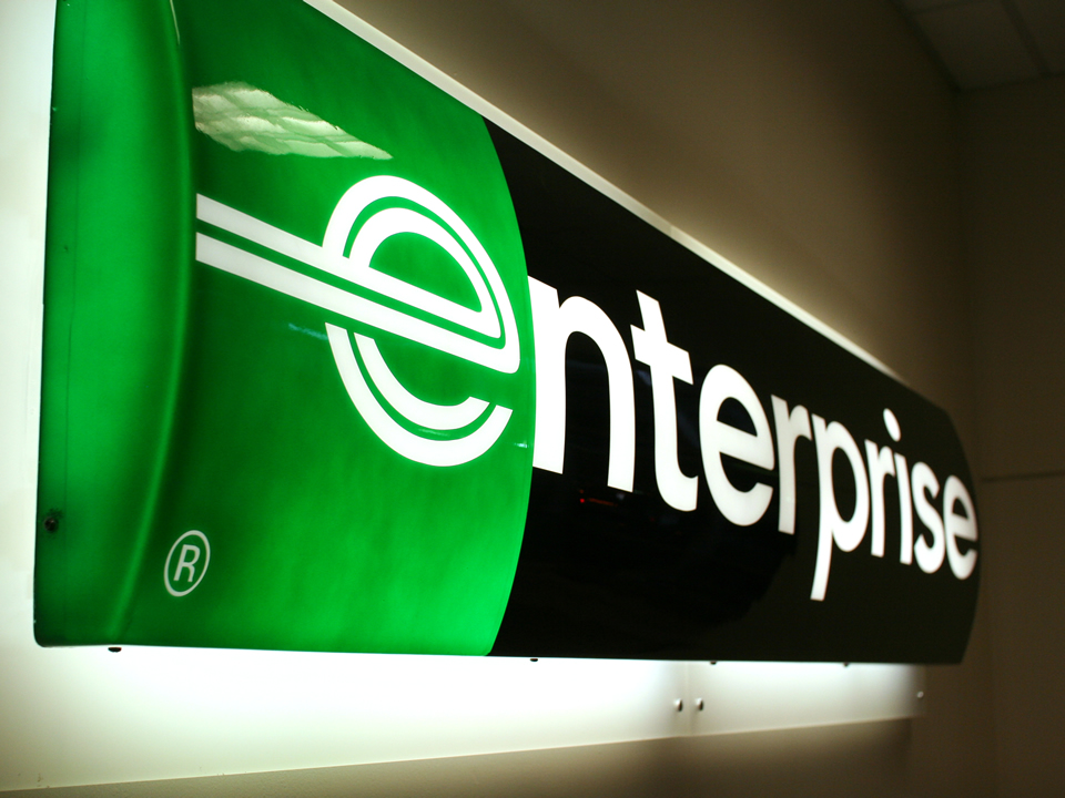 Enterprise Car Rental In Red Deer