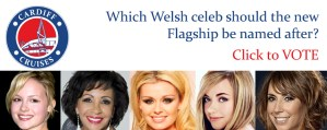 Pick the Welsh Celeb the flagship should be named after