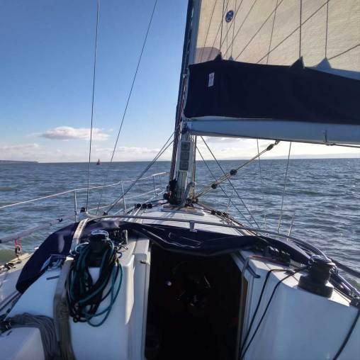 Sail Cruising