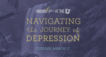 This year's event will help students cope with depression  Submitted Photo
