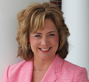 Catherine Kwasigroh, Union's new vice president for institutional advancement.