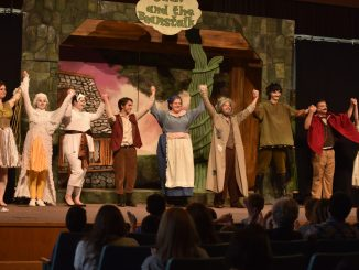 Union's theatre department presents the children's show Jack and the Beanstalk