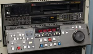 Digibeta A500 recorder