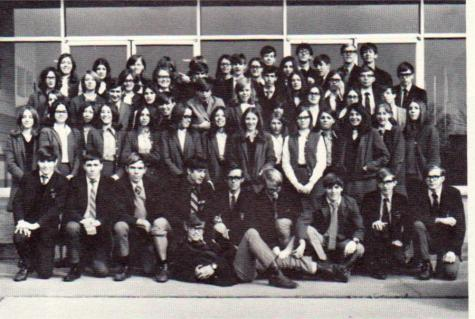 #TBT Throwback to the Class of 1971