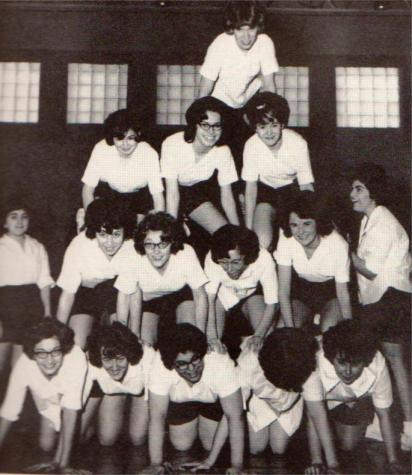 #TBT Throwback to the Senior Girls of 1964