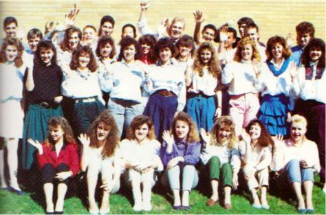 #TBT Throwback to the Class of 1990