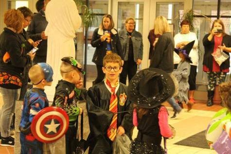 Trick or Treat for Small and Tall at DCC