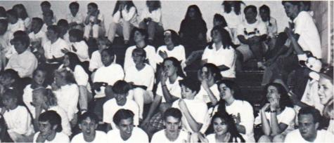 #TBT to DCC Class of 1994 – Cheering on the Team