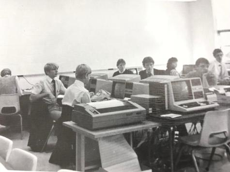 #TBT Throwback to 1986 – Computer Club