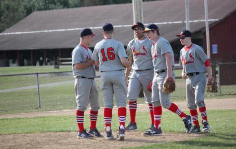 DCC Baseball Team Pushing Through Cold 'Cardinal Weather' on the Way to Hot Start