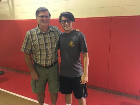 Student Spotlight: Kenny Starr Completes Eagle Scout Project