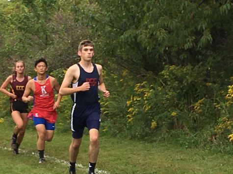 """Cardinals  Cross Country Compete at Brookville """"Sog-Fest"""""""