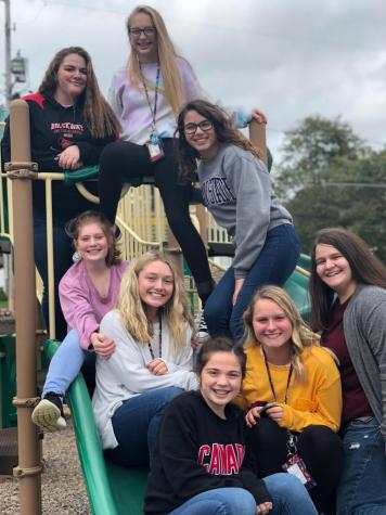 DCC Sophomores Bond on Retreat