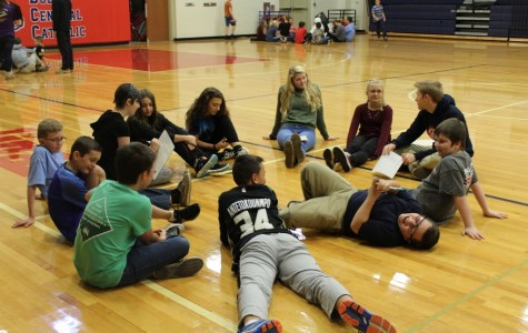 DCC 6th Grade Retreat Teaches Life Skills
