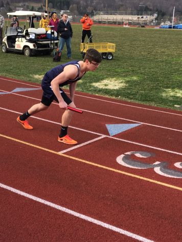 Cardinals Take Historic 4 Dual win at Johnsonburg Meet