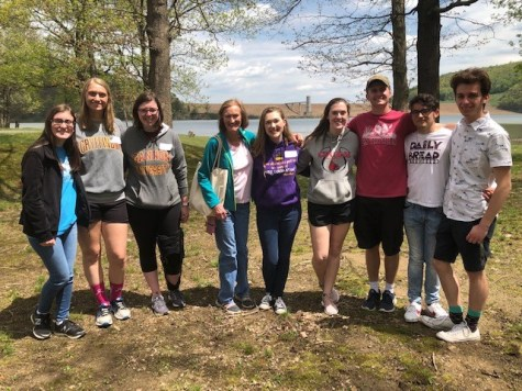 DCC Students Compete in Envirothon