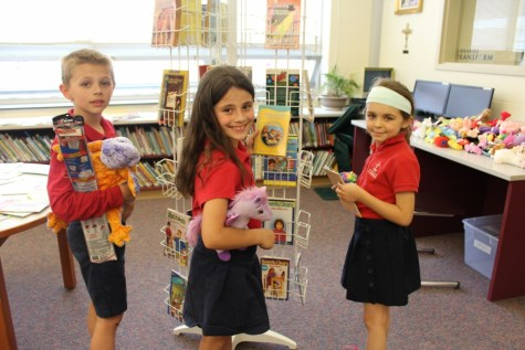 DCC Elementary Students Shop at the AR Store