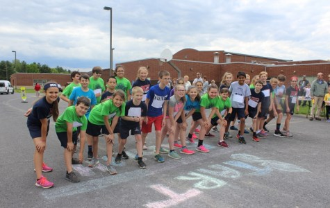 DCC Running Club Holds Race – Photos!