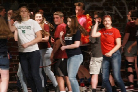 DCC Senior Drama Assembly – Photo Gallery – Part II