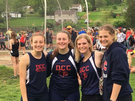 Record Books Re-written at Redbank Valley Invite for DCC Track and Field
