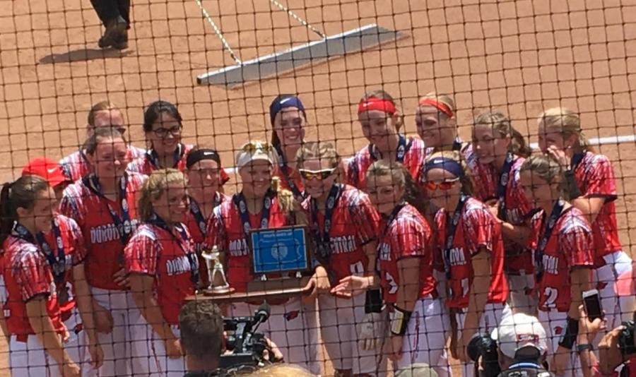 DCC Lady Cardinals Take Second Place in the State Finals – Photos
