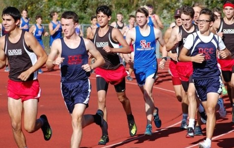 DCC Defeats Kane and St. Marys in Cross Country Meet