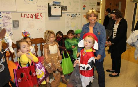 Trick or Treating Galore