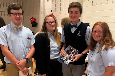 DCC Sophomores and Juniors Attend College Fair