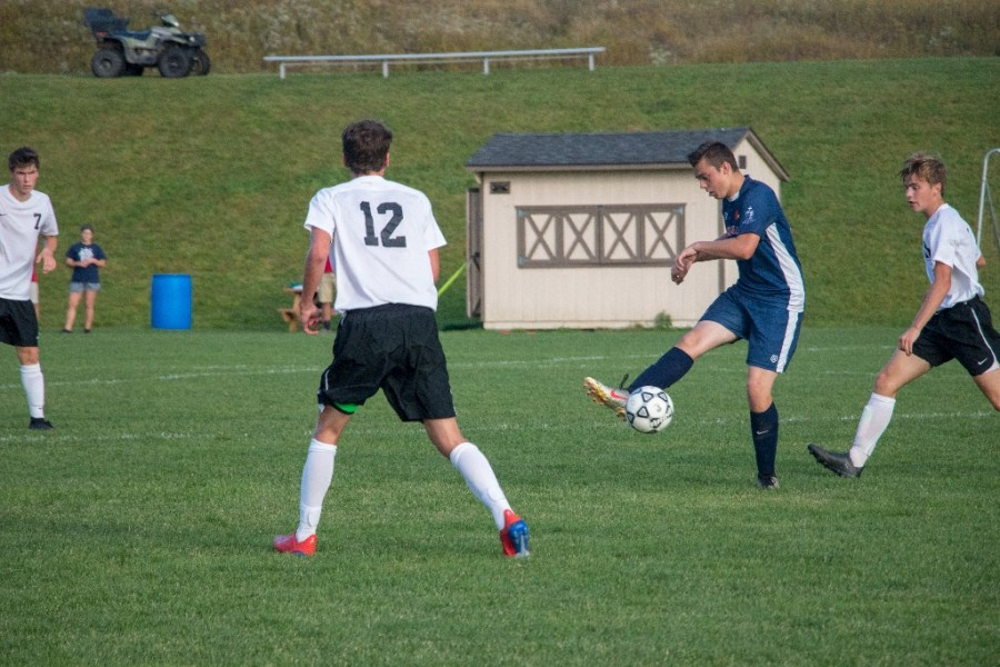 DCC Soccer Takes Second Win in a Row