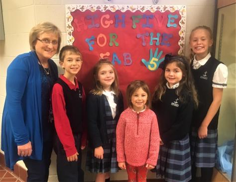 DCC Third Graders Go on Retreat  – Photo Gallery
