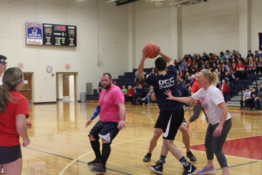 DCC Pep Rally Energizes Students for Winter Sports – Photos and Video