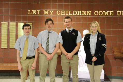 DCC's Students Chosen to Compete as Regional Finalists in the PennDOT Innovations Challenge