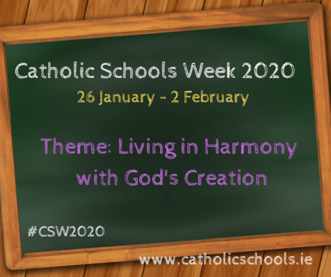 DCC to Celebrate Catholic Schools Week 2020 the Last Week of January
